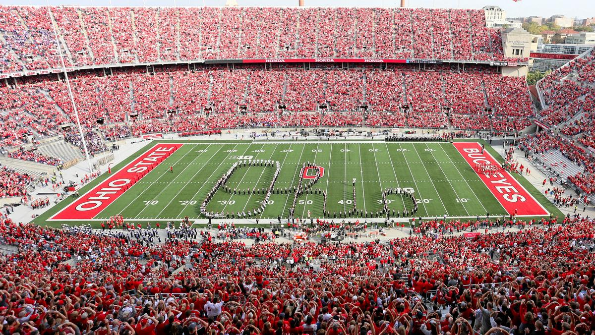 beer sales exceed 1m in first year at ohio stadium for buckeye