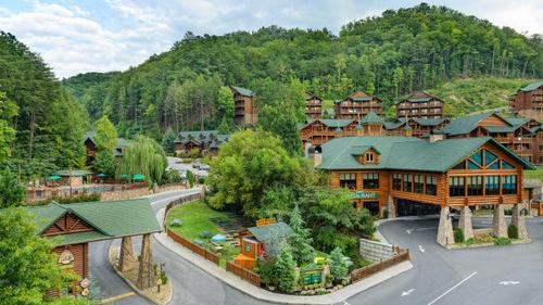 Westgate Resorts Gatlinburg Resort Caught In Tennessee