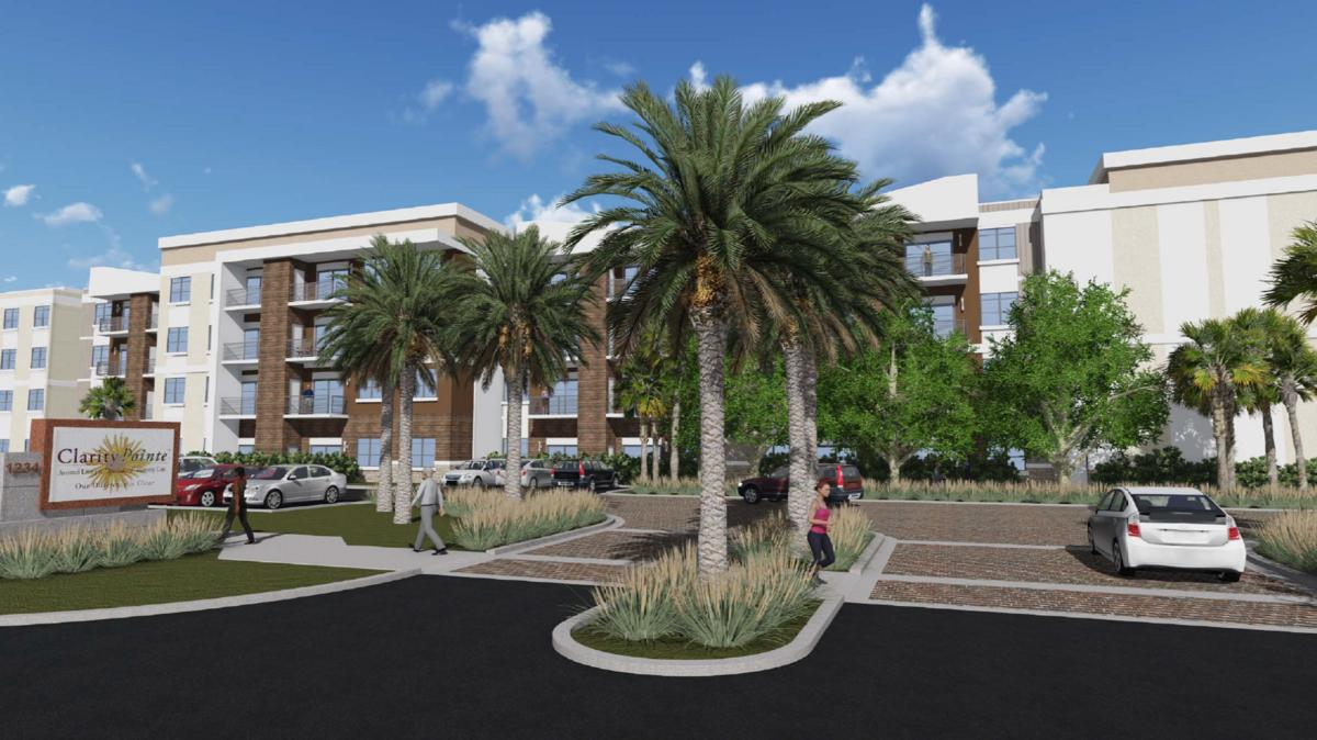 Clarity Pointe Assisted Living Facility Breaks Ground In