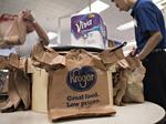 Kroger could fight Amazon for Whole Foods, analysts say