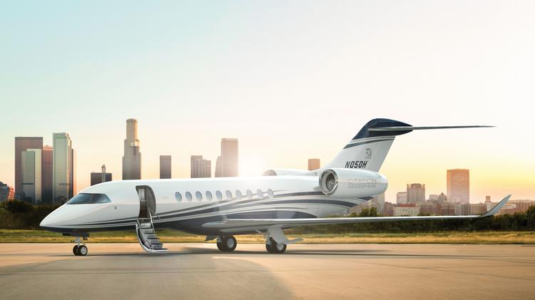 Textron Inc  puts Citation Hemisphere on ice over engine issues with
