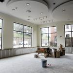 Here's a look inside the new City Arts 2 artist housing