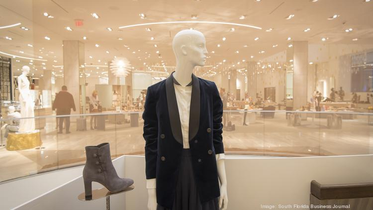 Saks Fifth Avenue President Marc Metrick talks about new ...