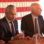 McCain: Renegotiating NAFTA has a snowball's chance in Gila Bend