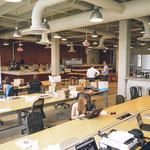 Cool offices: Saxbys Coffee