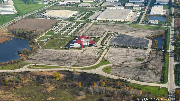 Dairyland Greyhound Park property in Kenosha sold, will become business park