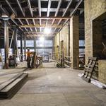 Inside the renovation of the historic Button Block in downtown Milwaukee: Slideshow