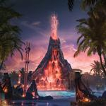 Behind the menu: Here's what went into choosing the cuisine for Universal Orlando's Volcano Bay