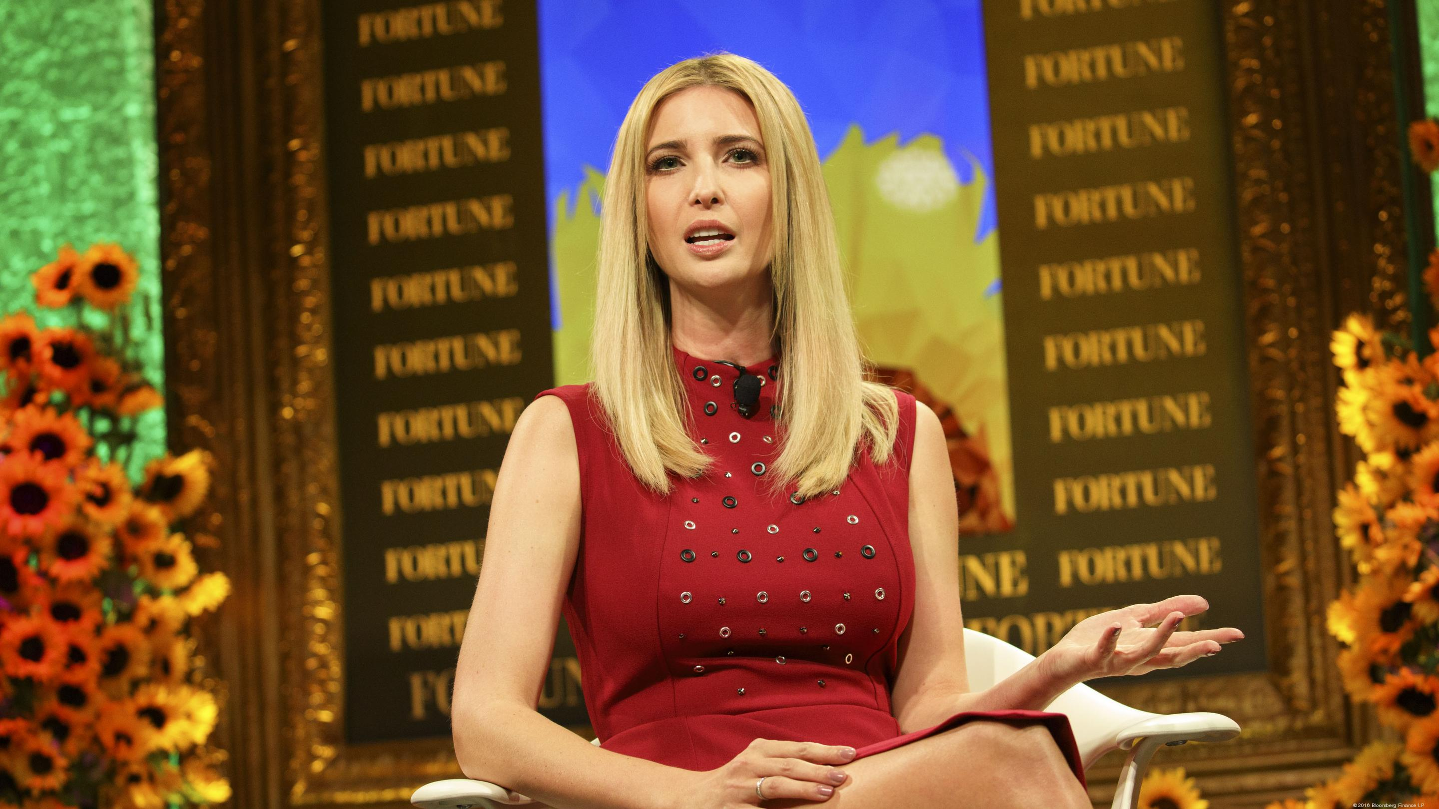Ivanka-inspired women's fund nets $100M donation