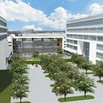 This oil and gas company just signed a long-term, 120,000 square-foot lease along the Tollway