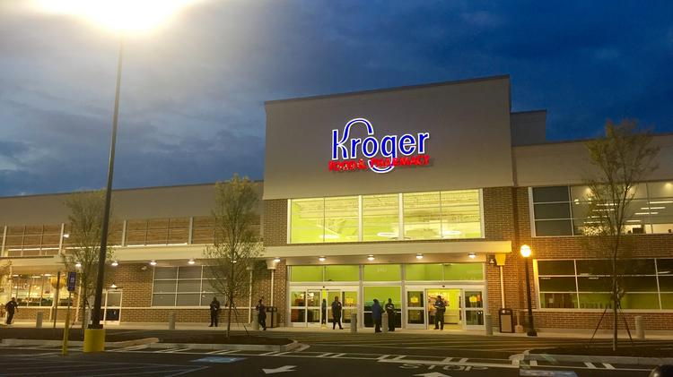Kroger Marietta Ohio >> Kroger To Build 55m Fulfillment Center In Forest Park