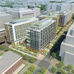 D.C. Zoning Commission likes what it sees in the massive Central Armature Works project