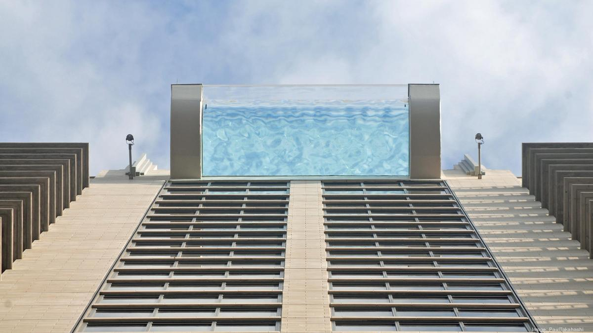 Woodbranch Investments Unveils Houston S First Sky Pool At