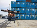 ​Port of Long Beach to use container ship to clear Hanjin backlog
