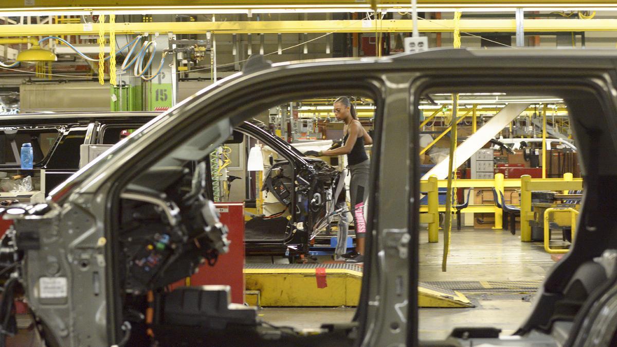 General motors plant in arlington uses engineers to keep for General motors jobs dallas tx