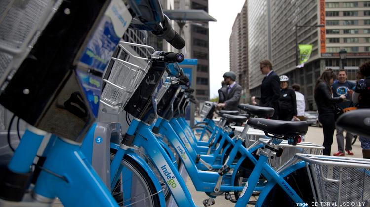 In Has Gone Electric Adding 10 Pedal Ist Bicycles To Its Bike Share Fleet