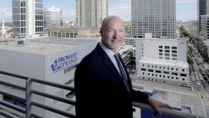 Broward College President Armstrong to retire