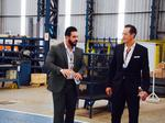 Hydraulic press joint venture offers jobs, growth in Tampa