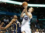 Hornets avoid NBA-Trump hotel dilemma