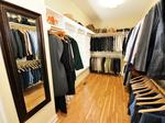 ​4 things to do when you clean out your suit closet