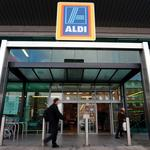 Discount grocer Aldi is on a 300-person hiring blitz for 71 stores in the Mid-Atlantic