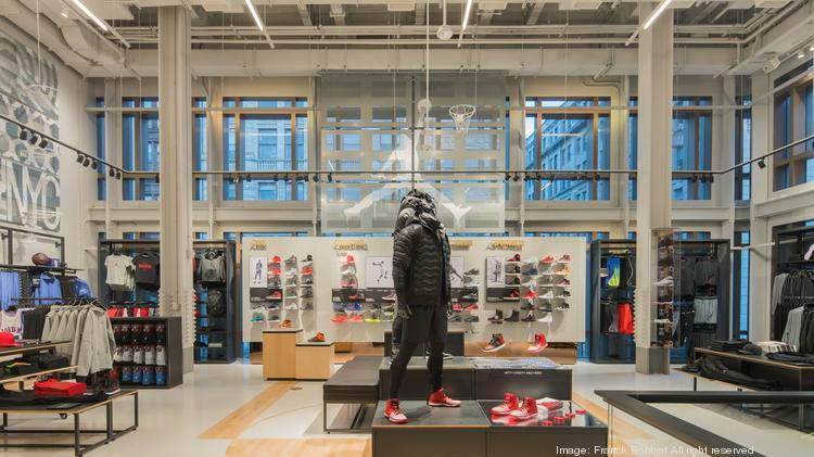 nike store in vermont