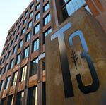 Sneak peek: Hines finishes wooden T3 office building in North Loop