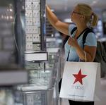 Macy's CFO: T.J. Maxx a bigger threat than Amazon