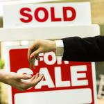 Sales and prices rise for homes, while inventory slides