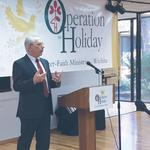 Apex International saves the day for Inter-Faith Ministries' Operation Holiday