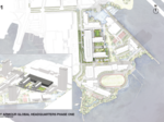 Under Armour presents plans for first phase of 50-acre campus