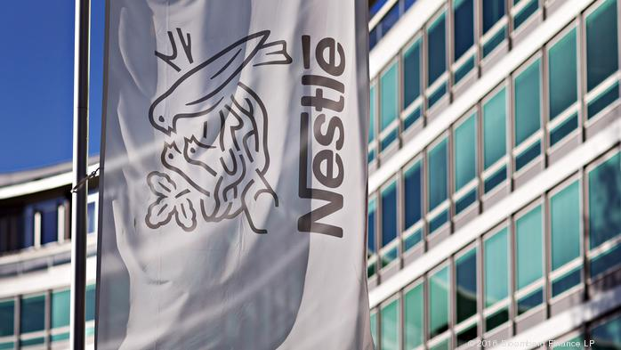 Nestlé to pull out of U.S. confectionery market