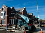 University of Portland's newest residential hall went up —and filled