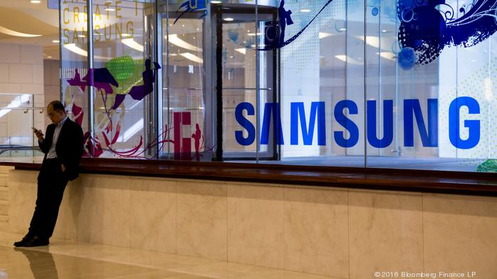 Samsung set to eclipse Intel as world's number one chipmaker