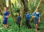 Hawaiian Airlines employees getting new uniforms: Slideshow