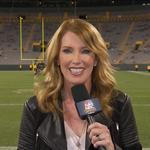 NBC sideline reporter sees Carolina Panthers game as homecoming