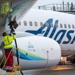 Tree limbs power Alaska Airlines Boeing 737 in biofuel's first commercial flight