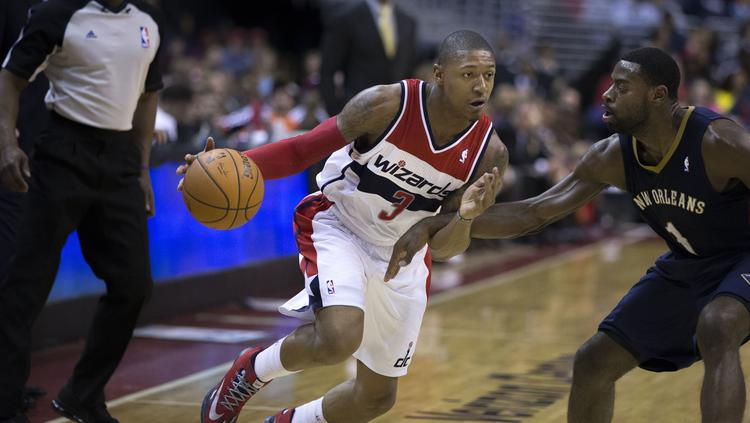 35b5233913a1 Wizards guard Bradley Beal is D.C. s only pro player on Forbes ...
