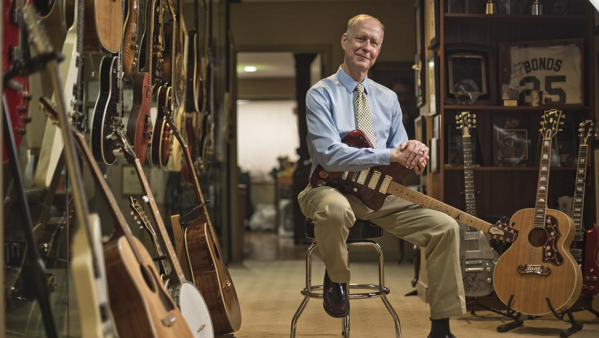 Former Gibson CEO Henry Juszkiewicz to launch CareMoat - Nashville Business Journal
