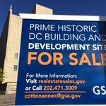 Douglas Development just bought the GSA's Cotton Annex. What's the plan?