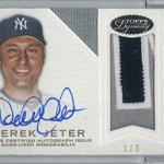 Topps signs <strong>Jeter</strong> to multi-year trading card deal