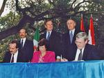 Looking Back at NAFTA — George H.W. Bush: