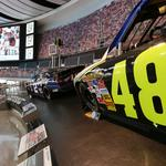 Attendance up, revenue down at NASCAR <strong>Hall</strong> of Fame