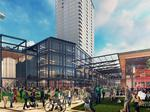 Milwaukee Bucks' entertainment-block design is modern interpretation of city's industry