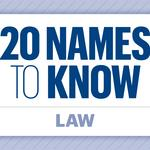 20 People to Know in Phoenix Law