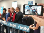 SendGrid grows in Silicon Valley and southern California