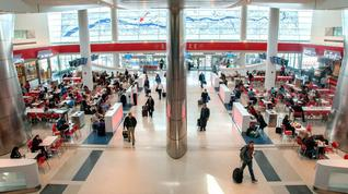 What matters most to you in an airport?