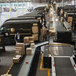 WSJ: UPS warns of delivery delays, adds 1-2 days to transit times (Video)