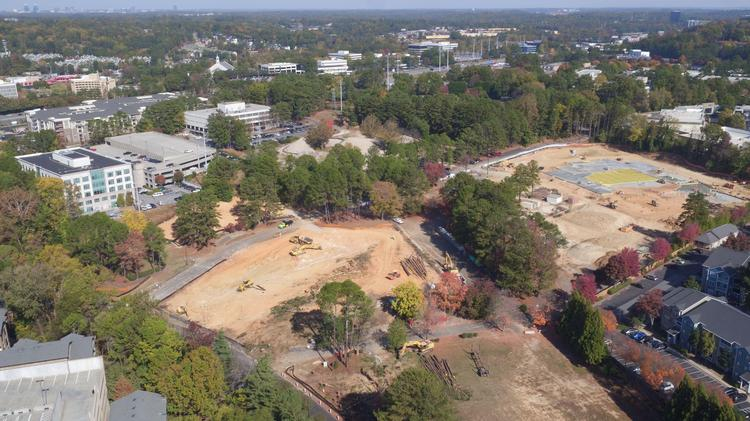 Emory plans 23m square foot development on i 85 slideshow emory is planning a new mixed use development in executive park at i 85 publicscrutiny Images