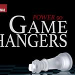 Faces of Power: Boston Business Journal's 2016 Power 50: The Game Changers